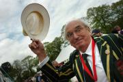 Fond farewell to Mister May Day, Bob Ingham